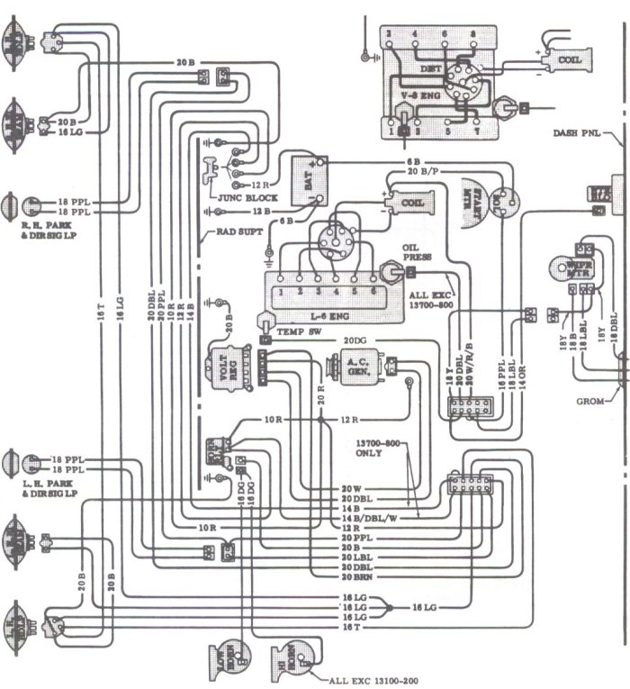 1967 chevelle engine wiring harness diagram diy enthusiasts wiring rh broadwaycomputers us 1969 chevelle engine wiring harness 1967 chevelle engine wiring