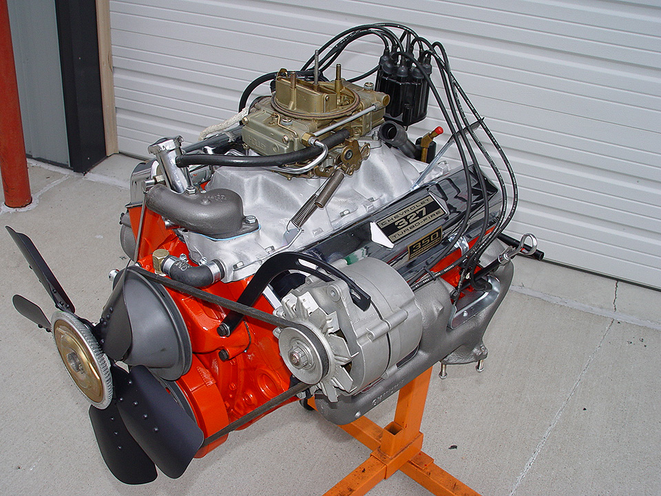 A Fully Dressed 65 Chevelle L79 Chevelle Tech